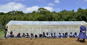 喜樂屋有機農場:打造土氣十足的菜園小學堂