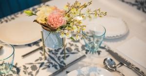 輕盈的甜蜜情人節:5家適合約會的綠色餐廳