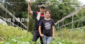 【新北淡水】牛埔有機農場:早上採中午吃的食農體驗!外商退休轉作農夫,以傳承的決心栽培有機蔬果