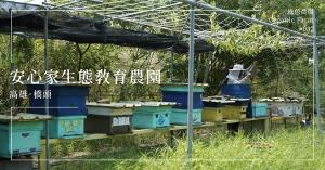 【高雄橋頭】安心家生態教育農園:三個臭皮匠的組合,一絲不苟的有機成果