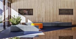 【永續設計】泛起「取之沙田、用之沙田」的永續漣漪:沙田大會堂的塑膠再製長凳
