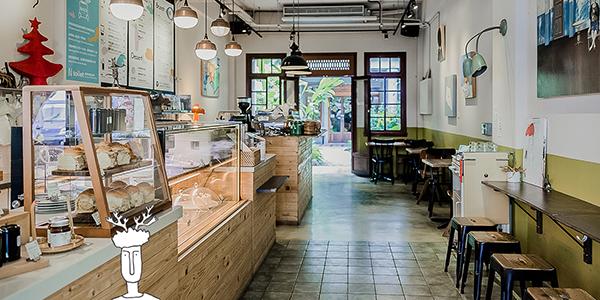 鹹花生Salt Peanuts Cafe