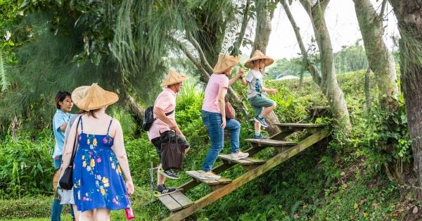 春暖花開好郊遊!5間北台灣親子同樂的綠色農場