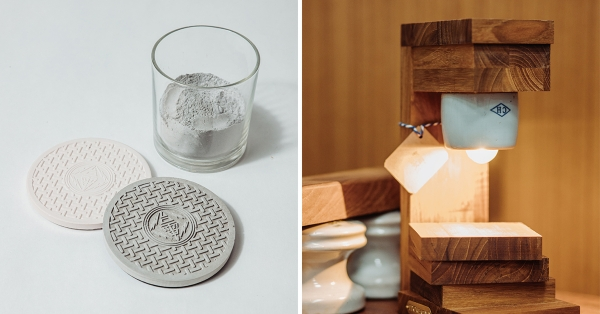【環保生活】無用更好用!煤灰杯墊、礙子燈座,台電文創傳遞來自電與光的時代浪漫