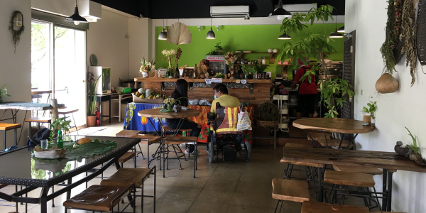 南島咖啡部落廚房