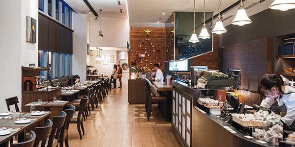 LA ONE Cafe