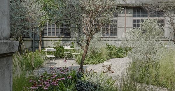 【都市生態學】不只是圖書館,而且有花園:吳書原打造平靜如畫的松菸角落