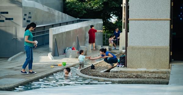 【都市生態學】新竹水道取水口公園:王士芳建築師以身體感官閱讀流動地景