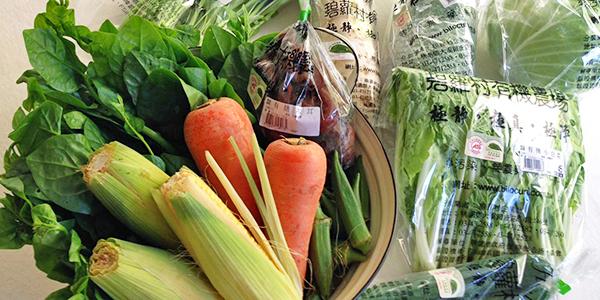 碧蘿村農場-豐田素食
