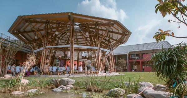 竹構建築師︱甘銘源、李綠枝:自然建材,讓建築飛揚於大地