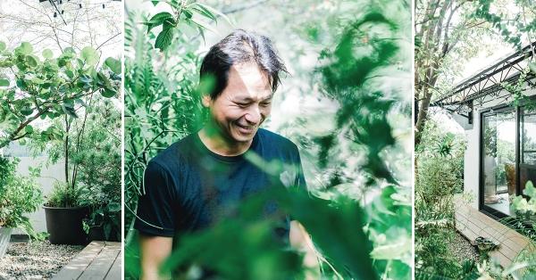 景觀設計師|吳書原:從台灣森林島嶼出發的荒野美學景觀設計
