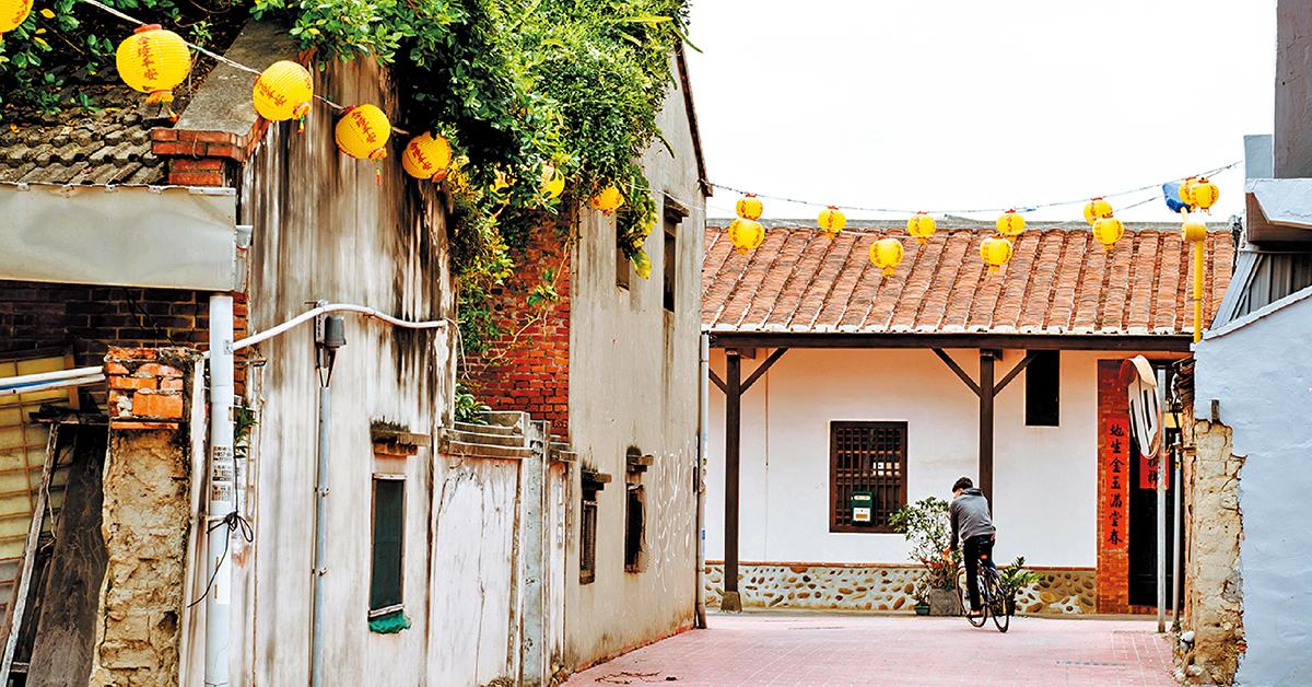 【苗栗苑裡】熟悉的藺草香!慢遊閩客混搭的迷人小鎮,看見傳統與潮流並蓄的苑裡風光
