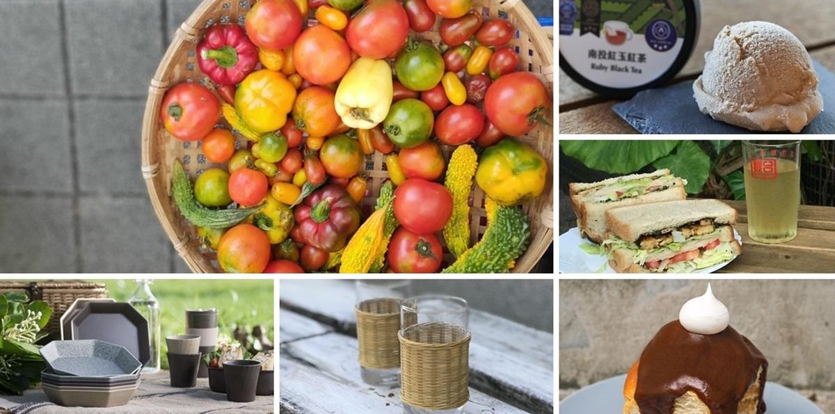 200坪綠色生活市集在SOGO!盤點市集必逛亮點:建築師打造紙展架、百樣永續職人商品、綠色小吃部大集合
