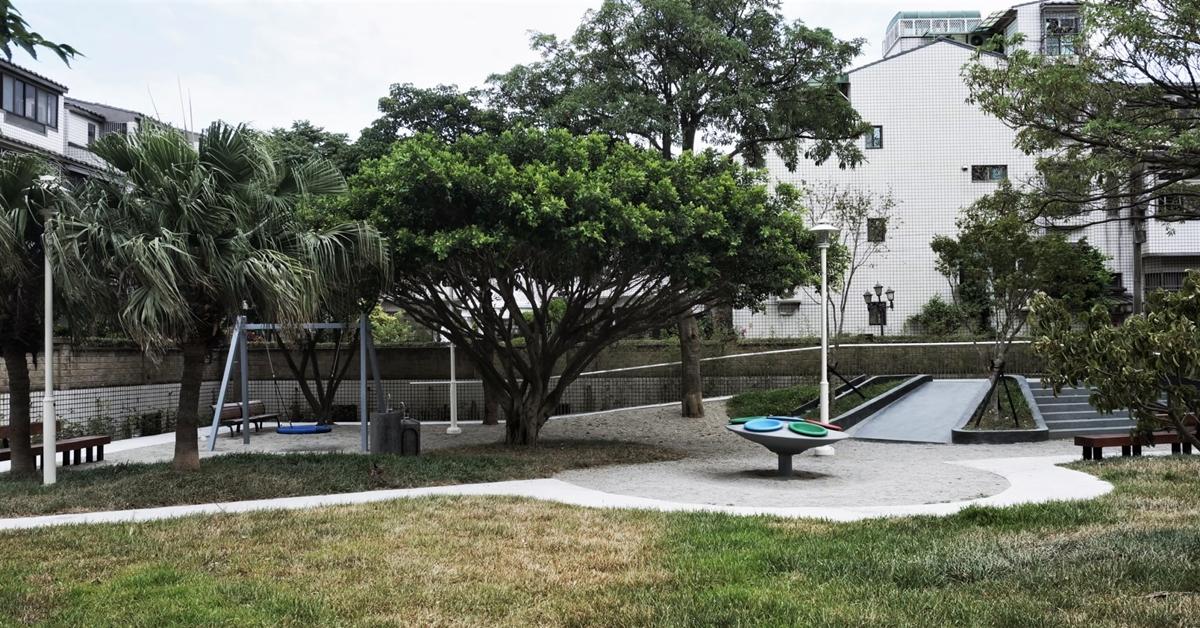 【都市生態學】新竹大庄公園:蘇弘設計師再造鄰里公園的地景