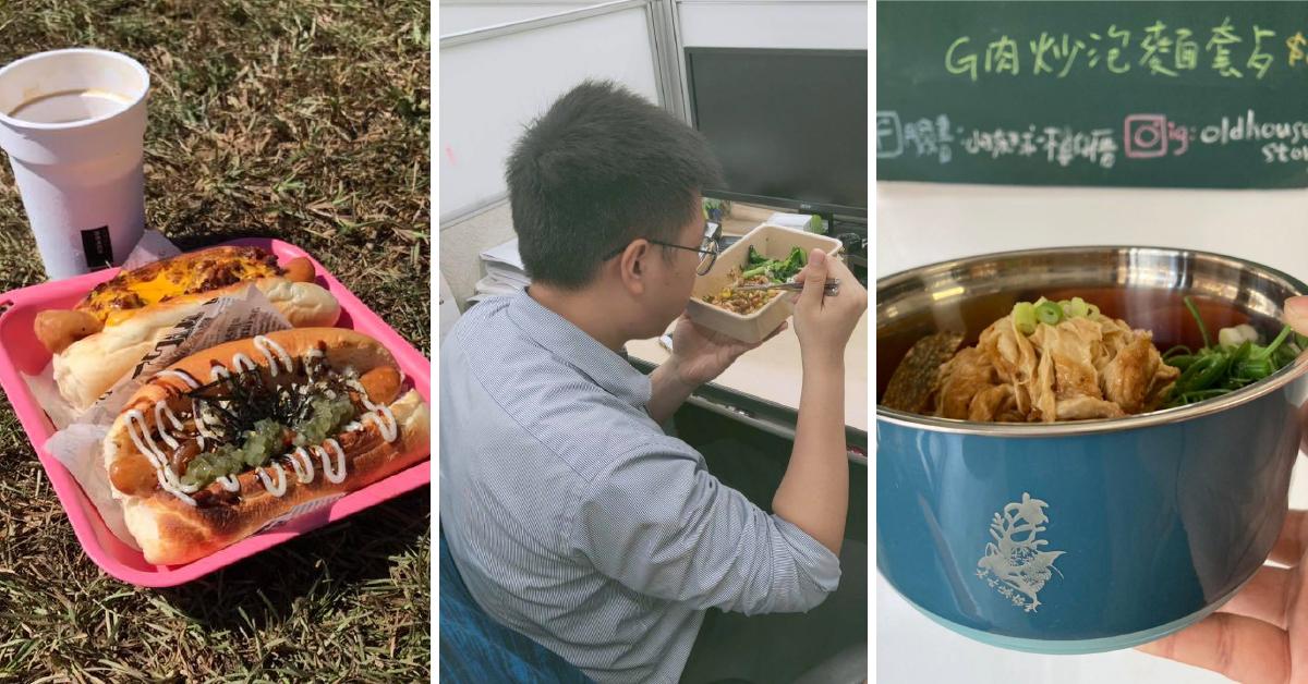 【循環餐盒】外帶便當的好幫手!台灣也有零丟棄的永續餐盒