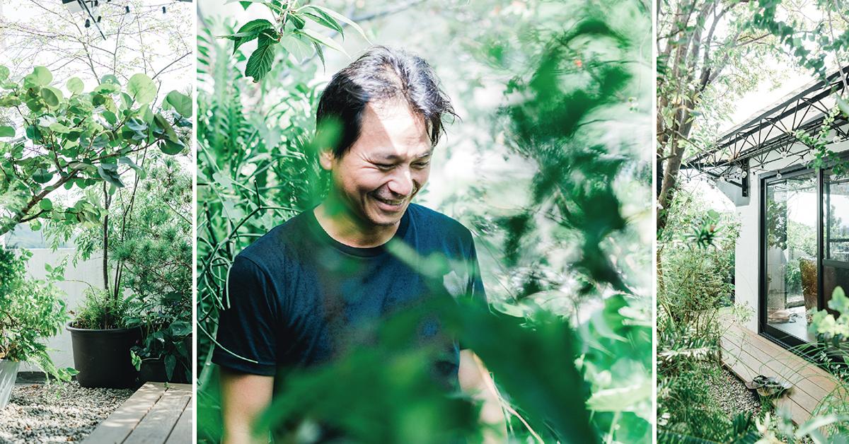 景觀設計師 吳書原:從台灣森林島嶼出發的荒野美學景觀設計