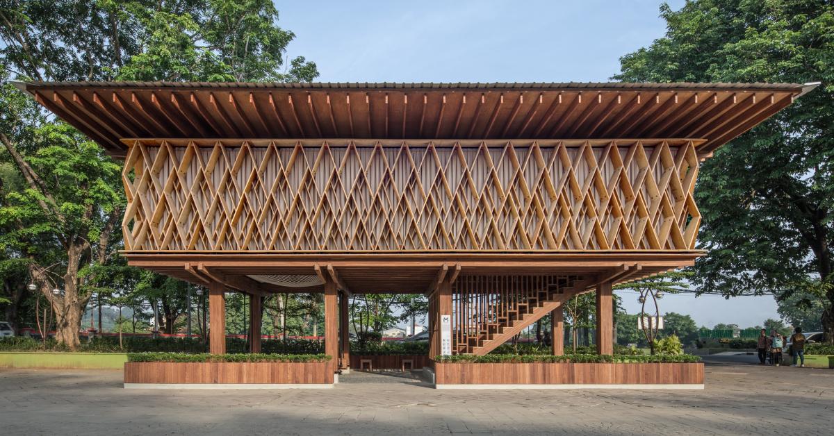 【綠建築】微型圖書館:乘載凝聚社區的力量,讓居民擁抱閱讀的新可能